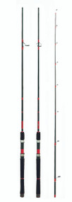 BARBETTA INNOVATION SPIN 2.10m (15-50g) 3-7kg Carbon Spinning Rods