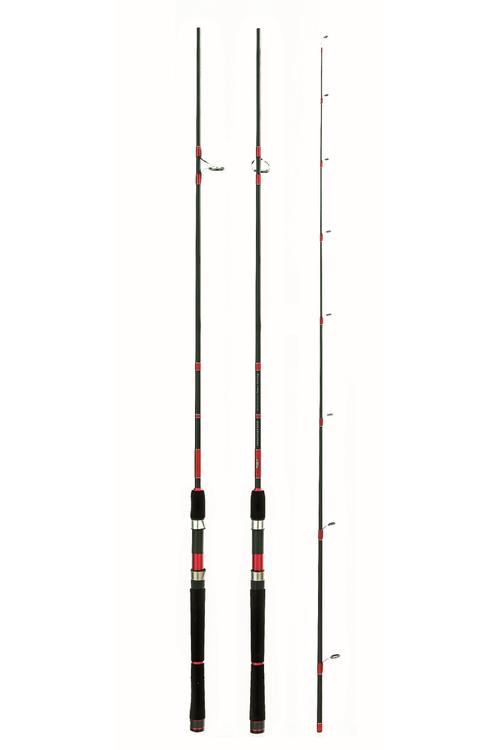 BARBETTA INNOVATION SPIN 2.40m (15-50g) 3-7kg Carbon Spinning Rods