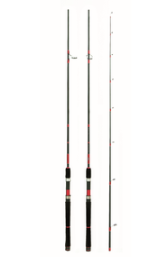 BARBETTA INNOVATION SPIN 2.40m (15-50g) 3-7kg Carbon Spinning Rods