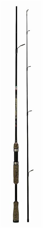 CARSON RANDOM SPIN 2.40m (12-30g) 2-5kg Carbon Spinning Rods