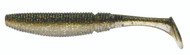 "SAKURA SLIT SHAD 175 - 7"" - 175MM - 057 (NATURAL SHINER) x 3"