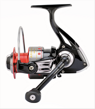SERT ARMANO 4003FD SPINNING REEL/ Medium Size 4000/ Front Drag/ 3 ball bearings (BB)/ Capacity: 240m of 0.30mm/ Aluminium Spool/ Extra Graphite Spool/ Infinite anti-return/ Gear Ratio: 5.2:1