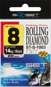 SUNSET ROLLING DIAMOND ST-S-1003  N12  7KG X20