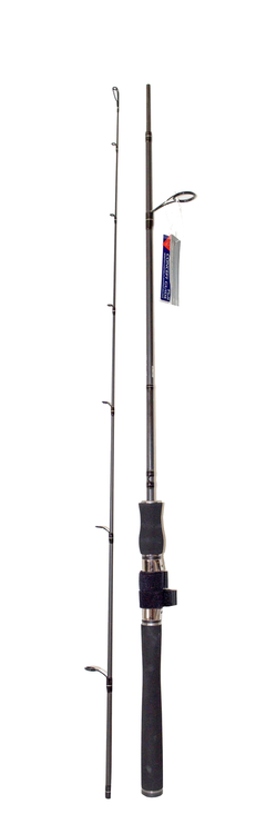 COLMIC WATERFRONT MEDIUM FAST Alpha Tackles 2.10m (3-15g) 1-3kg Toray Carbon Spinning Rods