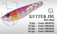 HERAKLES KUTTER JIG 29gr  (Pink Shad)