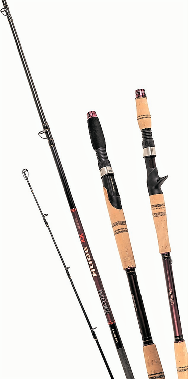 COLMIC HERAKLES HUGE XX 2.18m (28-142g) 4-15kg Toray Carbon Baitcasting Fishing Rods