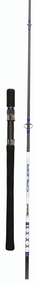 HERAKLES (COLMIC) CALIDA SEA MASTER 2.28m max 150g 15kg Toray Carbon Saltwater Spinning Rods