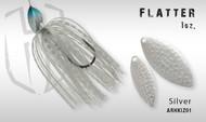 HERAKLES FLATTER SPINNER 1oz  (Silver)