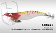 HERAKLES ABISSO 3.0 (Fireclacker)- Hardbait Squid