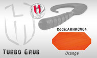 HERAKLES TURBO GRUB 14cm  (Orange)