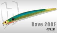 HERAKLES RAVE 200F (Lampuga)
