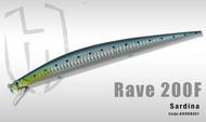 HERAKLES RAVE 200F (Sardina)