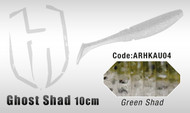 HERAKLES GHOST SHAD 10cm  (Green Shad)