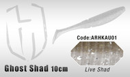 HERAKLES GHOST SHAD 10cm  (Live Shad)