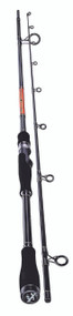 SPORTEX BR2412 Black Pearl 2.40m (35-49g) 4-7kg Carbon Spinning Rods