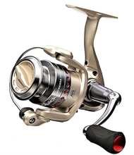 DAM QUICK IMPRESSA PRO 440FD SPINNING REEL Front-Drag SIZE 4000 3+1 ball bearings(BB) Capacity: 120m of 0.40mm Aluminium Spool Graphite Spare Spool, Micro adjustable front drag, Gear Ratio: 5.0:1