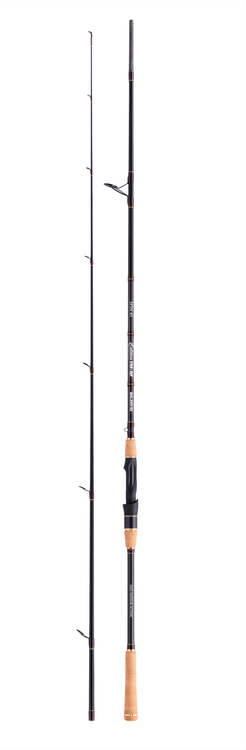 BALZER EDITION IM-12 SPIN 45 2.45m (15-45g) 3-6kg High End Spinning Rods, Ultra High Modulus IM-12 carbon blank (Toray Carbon/ over 40 ton Japanese Toray Carbon)