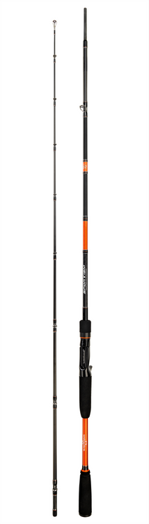 SAKURA SPORTISM BAITCASTING SPRC 662 XXH 1.98m (28-150g) 5-15Kg Carbon Baitcasting Fishing Rods