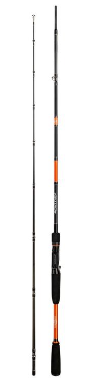 SAKURA SPORTISM BAITCASTING SPRC742 XH 2.25m (14-70g) 3-10Kg Carbon Fishing Rods