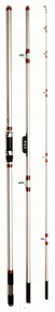 DAM SALT-X SURF EXPERT 4.50m (100-200g) 12-18Kg Carbon Surf Spinning Rod