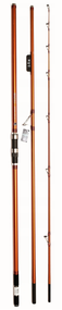DAM SALT-X SURF EXTREME 4.50m (100-200g) 12-18Kg Carbon Surf Spinning Rod