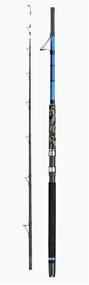 DAM STEELPOWER BLUE LIGHT BOAT POWERTIP 2.10m (30lb) Carbon Boat Spinning Rods
