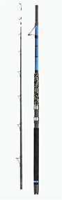 DAM STEELPOWER BLUE LIGHT BOAT POWERTIP 2.10m (50lb) Carbon Boat Spinning Rods
