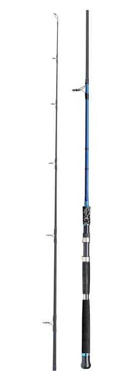 DAM STEELPOWER BLUE SHAD & PILK 3.20m (40-170g) 8-18Kg Carbon Heavy Spinning Rods