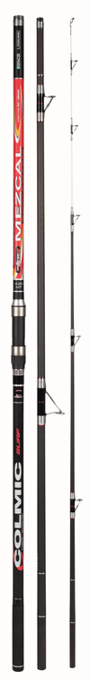 COLMIC MEZCAL SURF 4.20m (100-250g) 12-22Kg Carbon Surf Fishing Rods