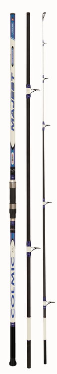 COLMIC MAJEST SURF 4.20m (100-250g) 12-22Kg Toray Carbon Surf Fishing Rods