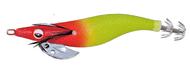 HERAKLES ABISSO 3.5 (Red Chart Glow) - Hardbait Squid