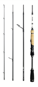 DAM CULT-X TRAVEL SPIN 2.75m (25-80g) 4-10Kg Carbon Travel Spinning Rod