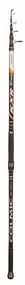 COLMIC KXR 4.10m (50-120)g 7-13kg Toray Carbon Telescopic Surf Rod