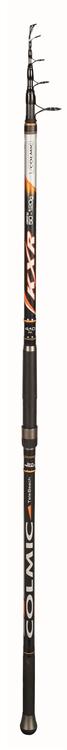 COLMIC KXR 4.10m (50-120)g 7-13kg Toray Carbon Telescopic Surf Rod