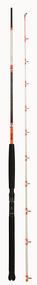 COLMIC SEAL LT2 8' 2.44m (10-25lb) Toray Carbon Boat Trolling Rod
