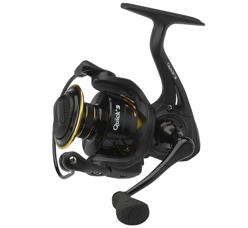 DAM QUICK 3 1000 FD - Size 1000 - Front Drag Spinning Reel