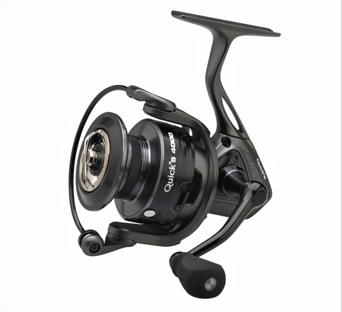 DAM QUICK 5 4000 FD - Size 4000 - High Quality Front Drag Spinning Reel