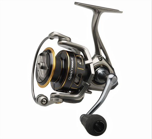 DAM QUICK 7 4000 FD - Size 4000 - High End Front Drag Spinning Reel