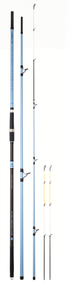 SUNSET PALOMA BEACH 2.0 4.20m (60-120g) 8-14Kg Carbon Surf and Beach Ledgering Spinning Rod