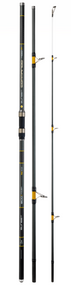 SUNSET COMMANDO POWER CONTINENTAL ROD 4.00m (400-800g) 30-60Kg CARBON SURF SPINNING RODS