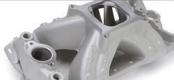 CNC Ported 2925 Edelbrock SBC Intake Manifold