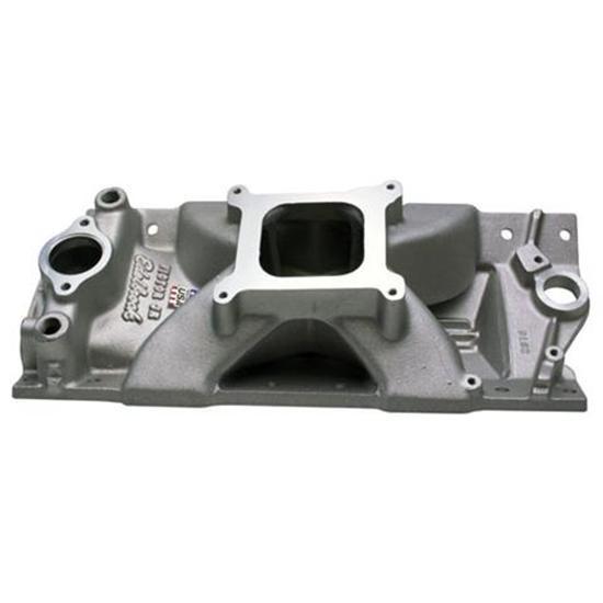 CNC ported 2975 Edelbrock SBC Intake Manifold