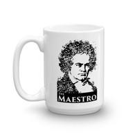 Mug - The Maestro n Notes