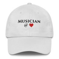 Cap - Musician At Heart