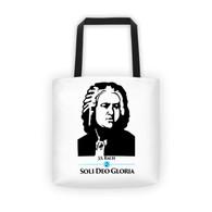 Tote - Bach Soli Deo Gloria