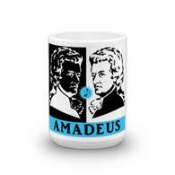 Mug - Amadeus Mirrored