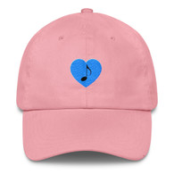 Cap - Blue Heart Note