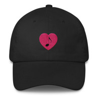 CAP - Red Heart Note