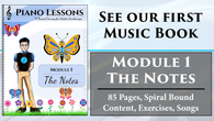 Module 1: The Notes - Booklette