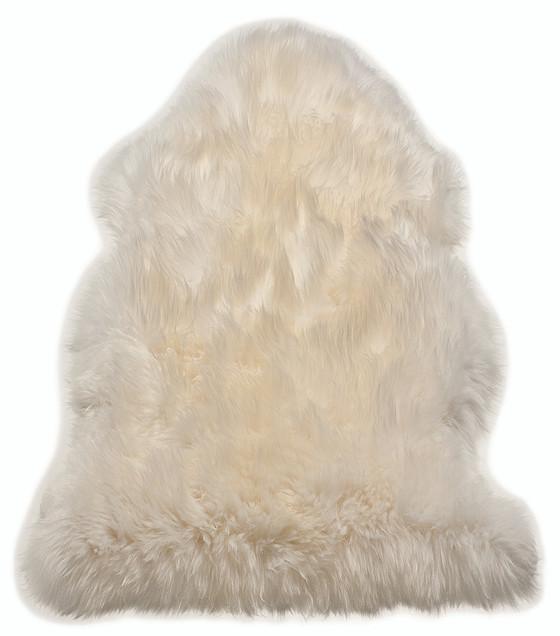 Sheepskin White